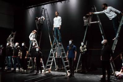 Der Ja-Sager und der Nein-Sager (2014) Staatstheater Augsburg