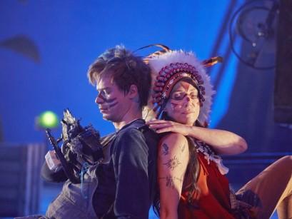 Peter Pan (2015) Staatstheater Augsburg
