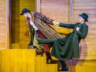 Der Prozess (2017) Tiroler Landestheater Innsbruck